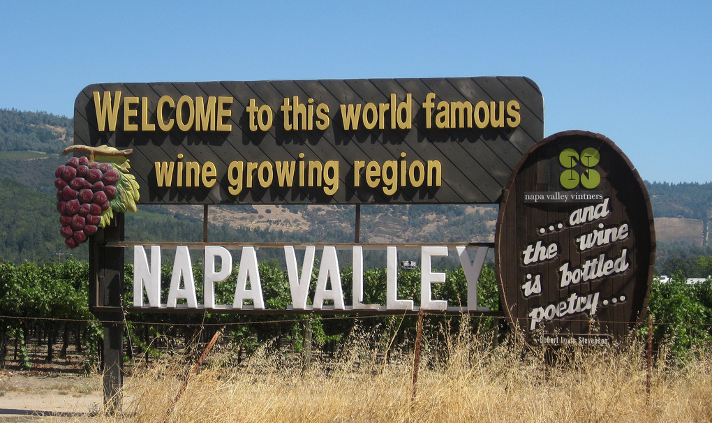 Napa Valley Welcome